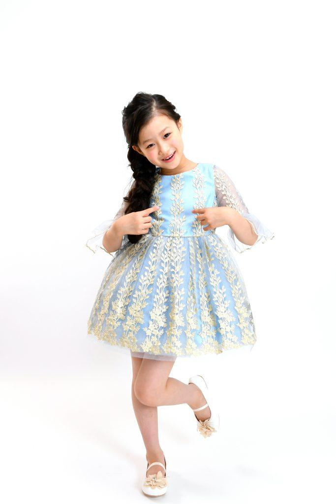 blue dress11