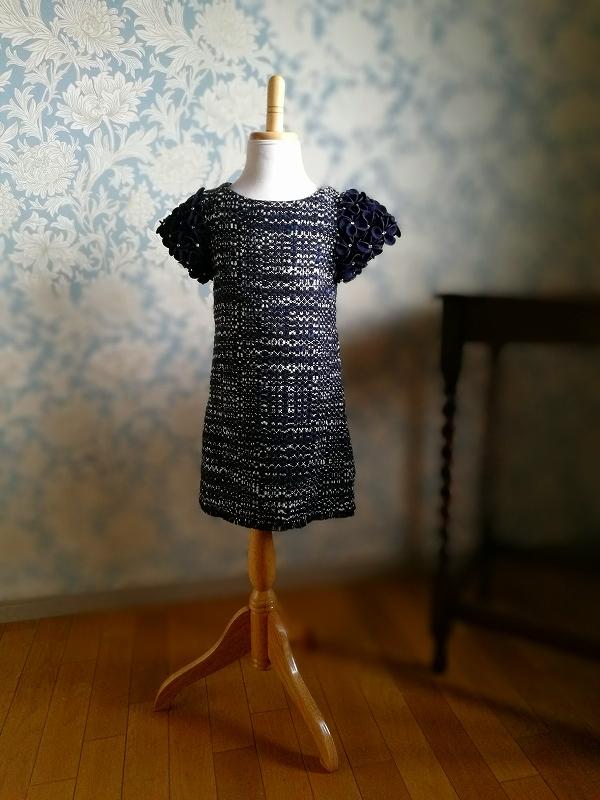 tweed dress1