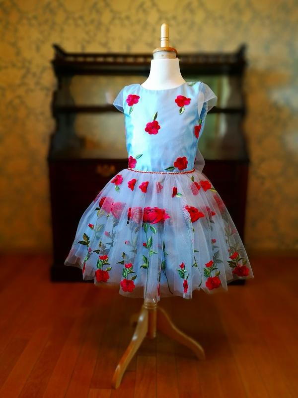 rose dress1