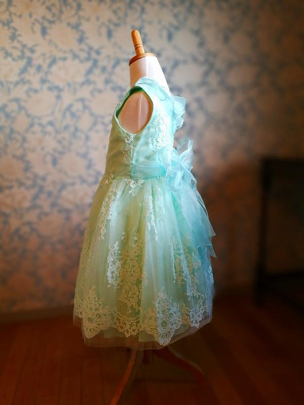 green dress3