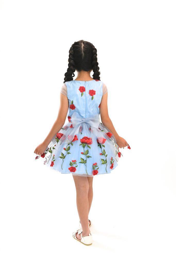blue rose dress16