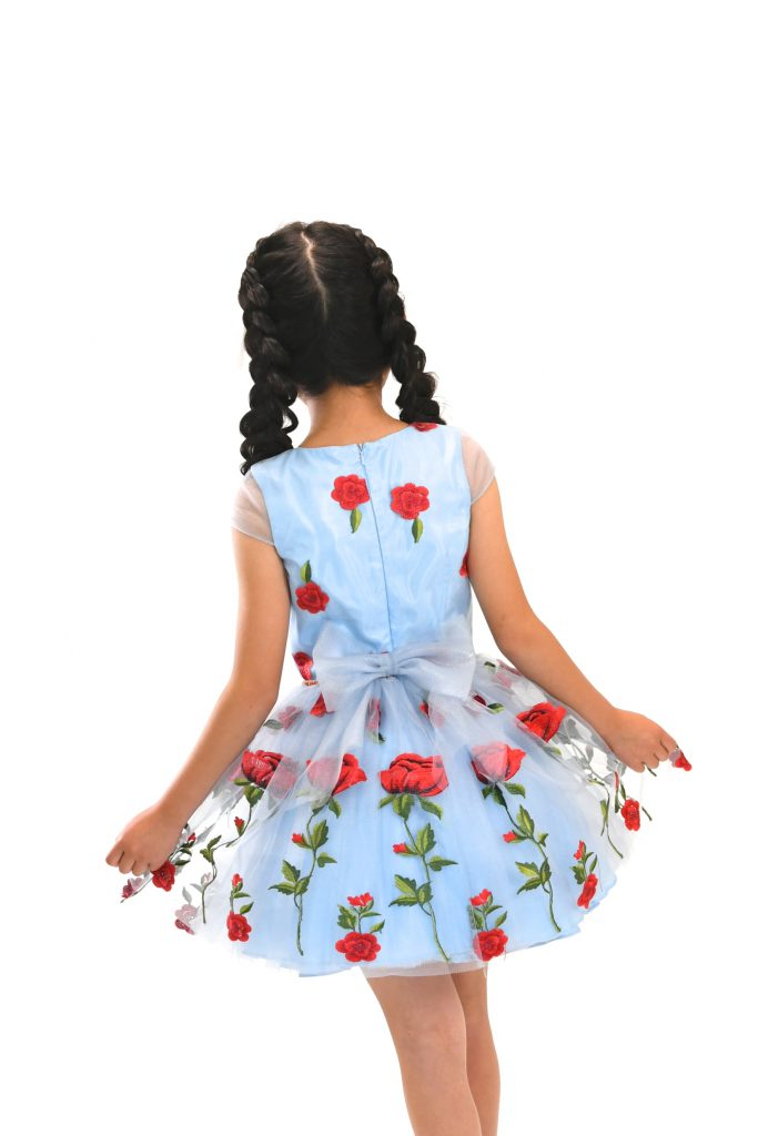blue rose dress12