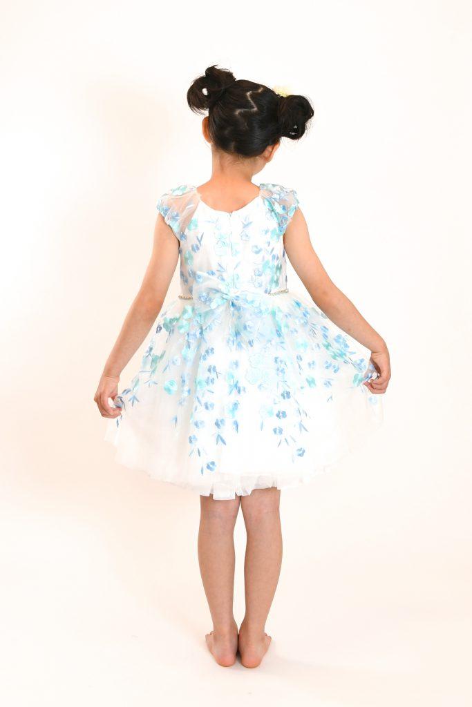 white blue dress6