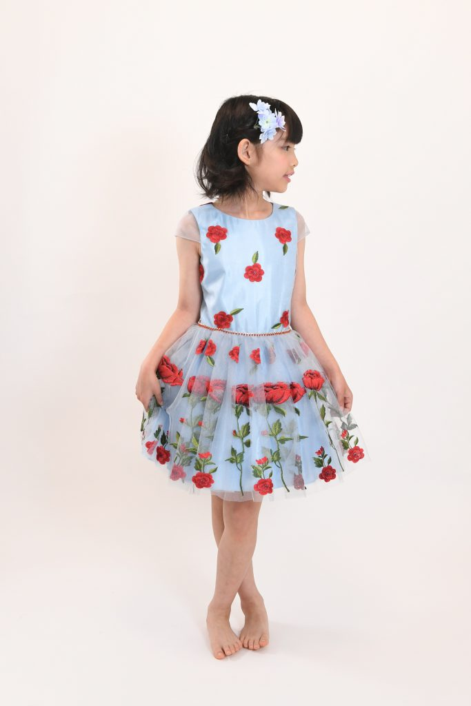 blue rose dress5