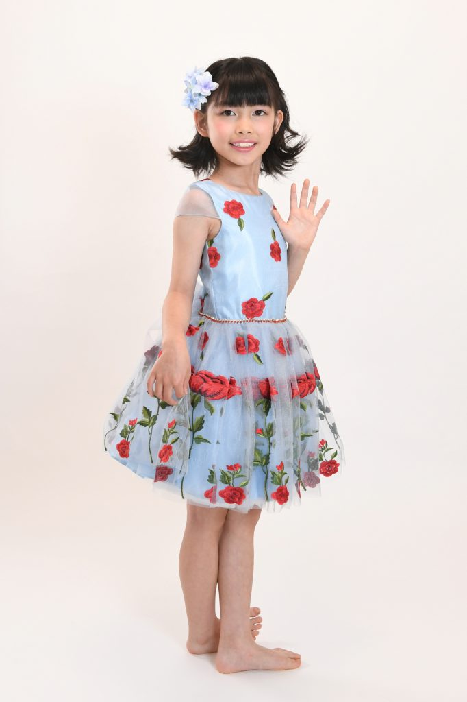 blue rose dress7