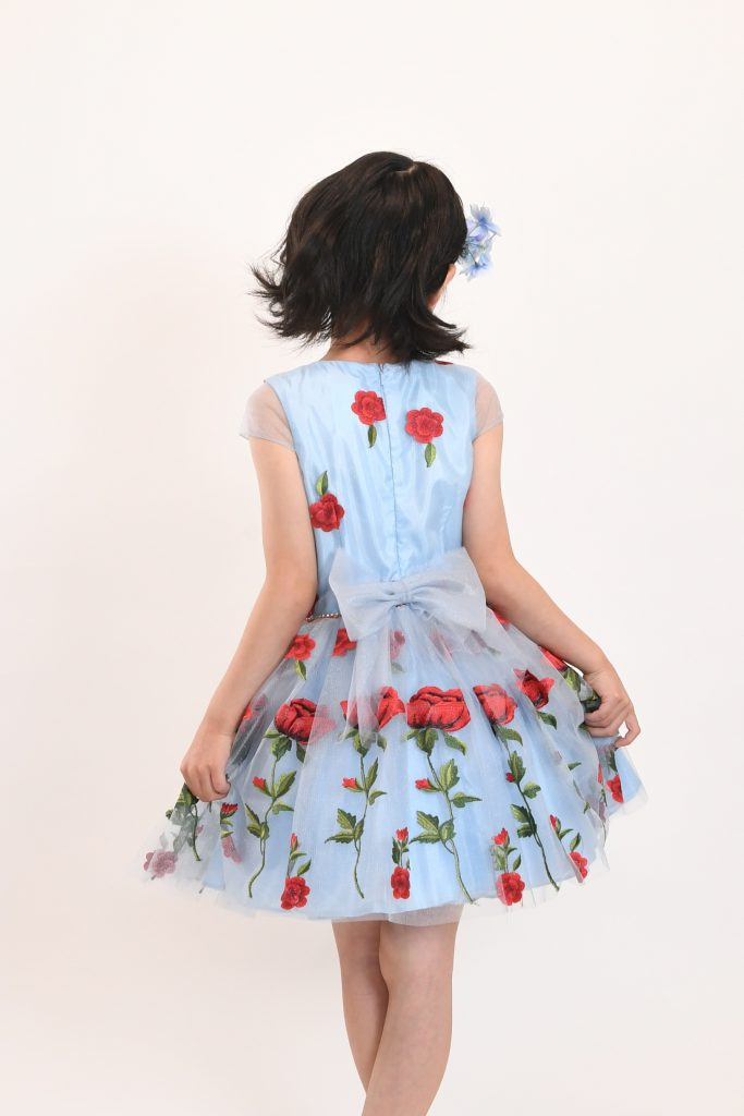 blue rose dress6