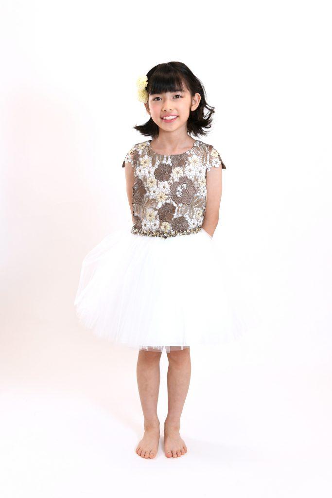 blonze dress