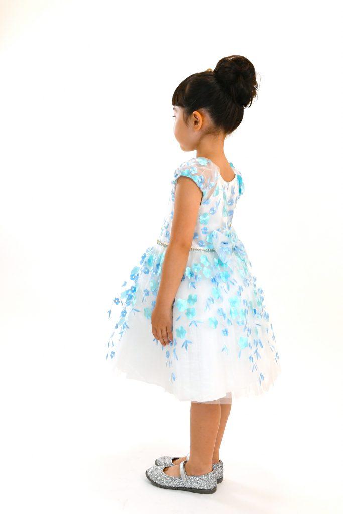 blue flower dress3