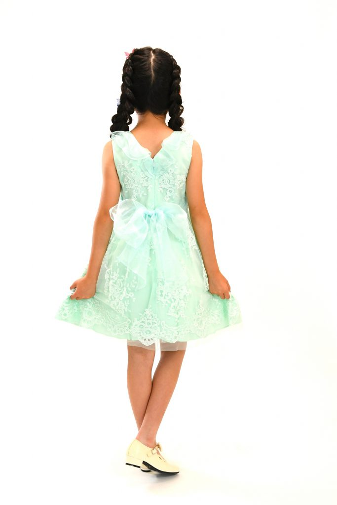 green dress16