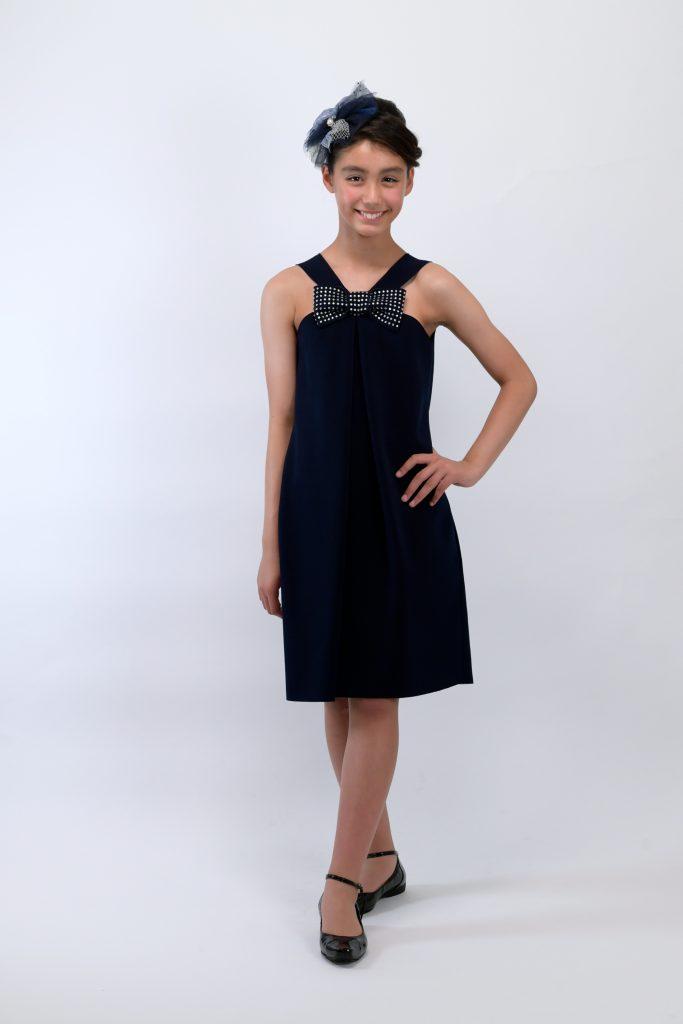 navy dress1