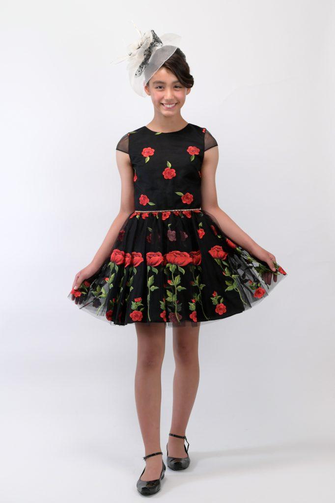 rose dress2